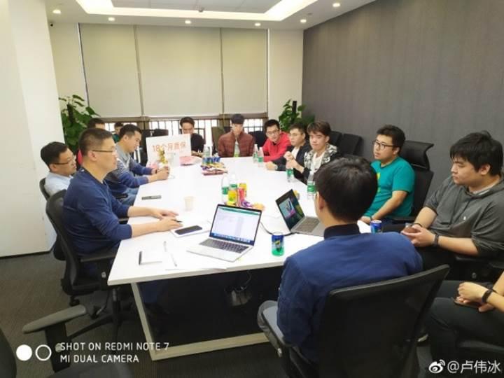 Redmi ekibi Snapdragon 855 yonga setine sahip akıllı telefon için çalışıyor