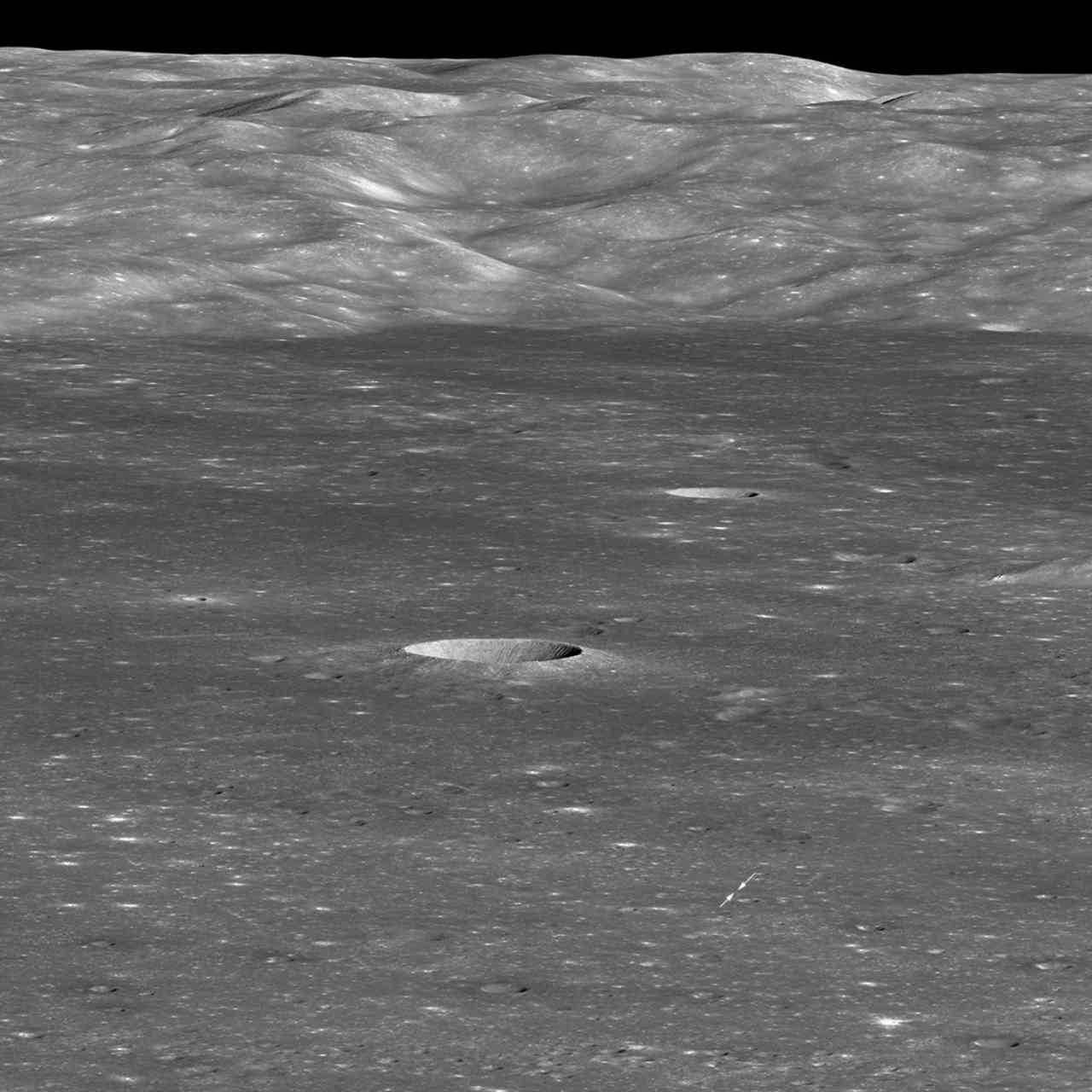 NASA, Çin'in Ay'daki keşif aracını uzaydan görüntüledi