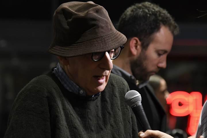 Woody Allen, film anlaşmalarından caydığı gerekçesiyle Amazon'a dava açtı