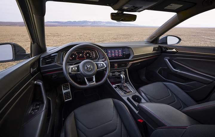 2019 Volkswagen Jetta GLI ABD'deki fuarda tanıtıldı