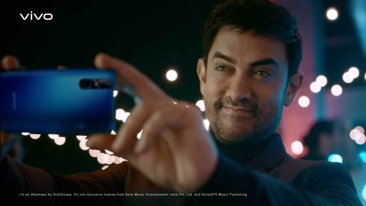 Aamir Khan'lı Vivo V15 Pro reklamları yayınlandı