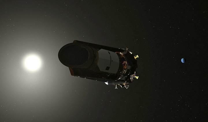 NASA, Kepler Uzay Teleskobu'nun çektiği son resmi paylaştı