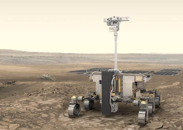 Avrupa Uzay Ajansı, Mars robotunun ismine karar verdi