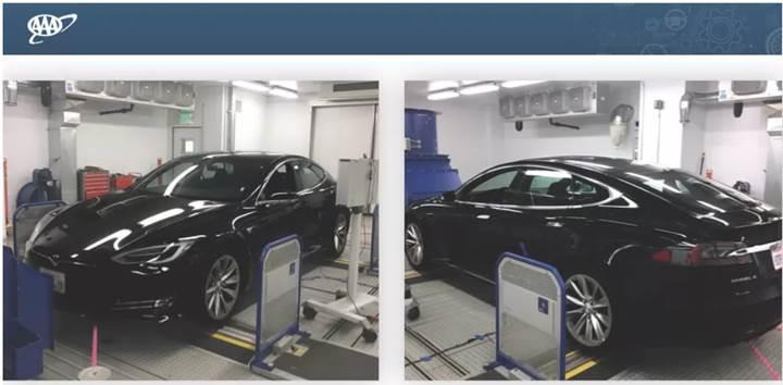 Aşırı yüksek ve düşük sıcaklıklar elektrikli araçların mesafesini etkiliyor