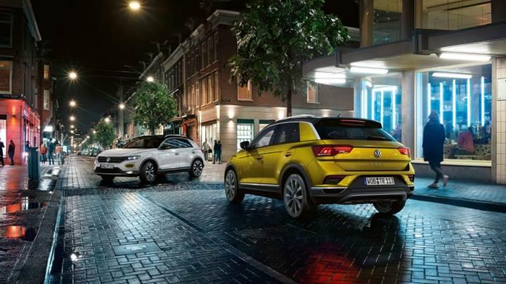 Volkswagen T-Roc Türkiye'de satışa sunuldu: İşte fiyatı ve özellikleri