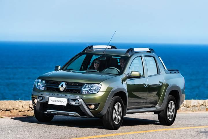 Dacia Duster'ın pickup versiyonu onaylandı: 2019'da tanıtılacak