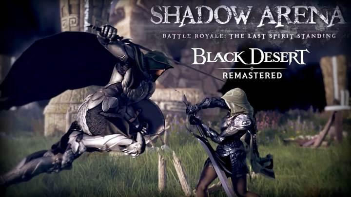 Black Desert, gölgeler arenası Battle Royale modu, geleceği ve Pearl Abyss'in Türkiye ve Mena çalışmaları