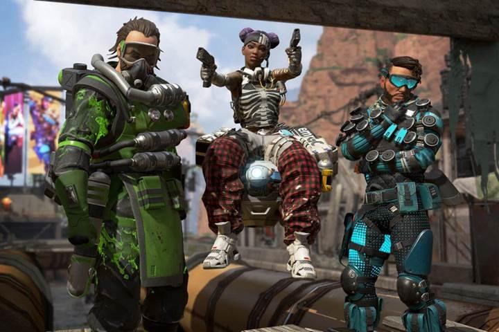 Apex Legends ilk haftada 25 milyon oyuncu sayısına ulaştı