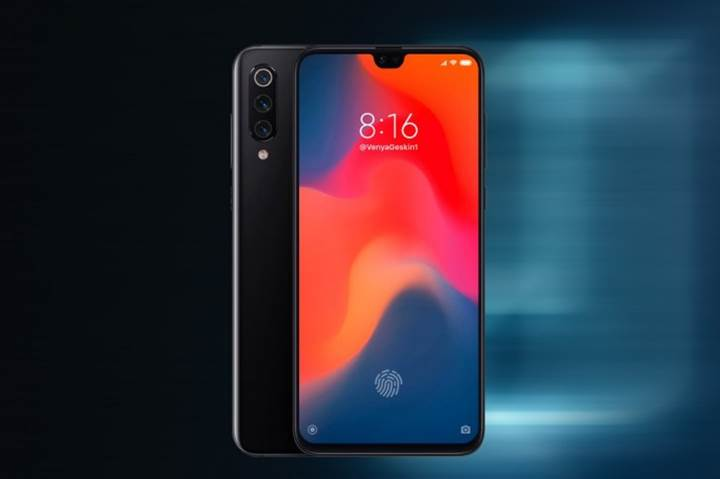 Xiaomi introduces the new 9 model at Mi 9 on February 20