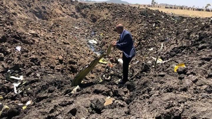 Türk Hava Yolları, 157 kişinin öldüğü kazanın ardından Boeing 737 MAX uçuşlarını durdurdu
