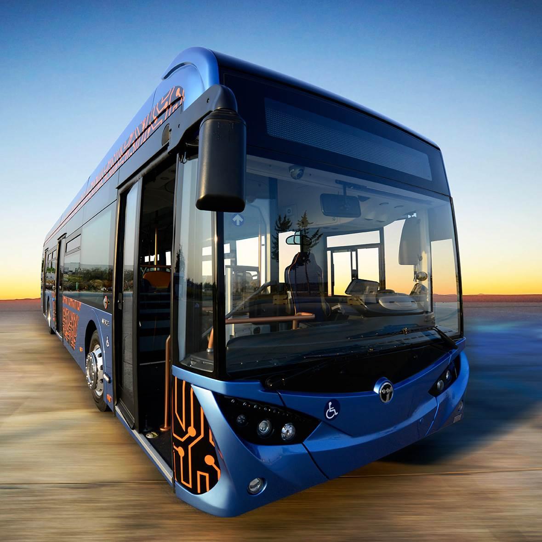 TEMSA: Türkiye elektrikli otobüste seri üretime hazır