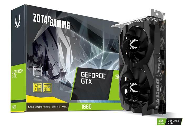 Nvidia GeForce GTX 1660 duyuruldu: İşte özellikleri ve fiyatı