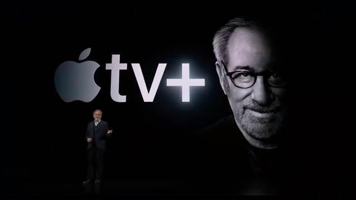 Apple'ın kendi dizi ve filmlerini yayınlayacağı TV+ servisi duyuruldu