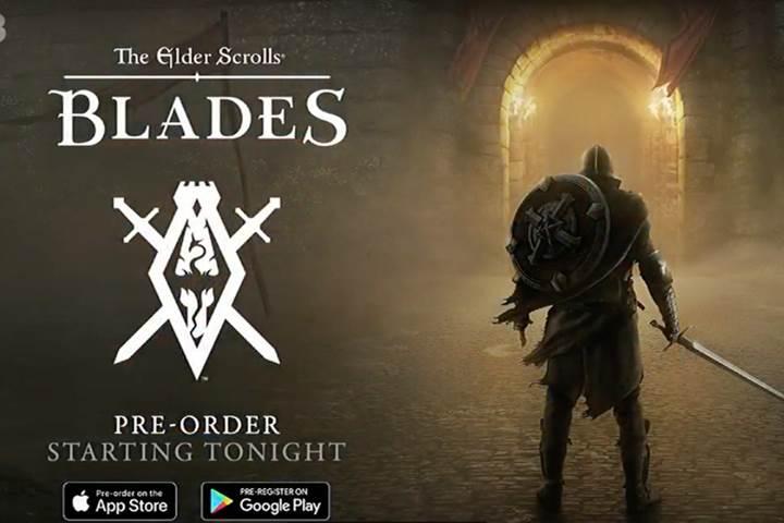 Elder Scrolls: Blades mobilde erken erişime açıldı