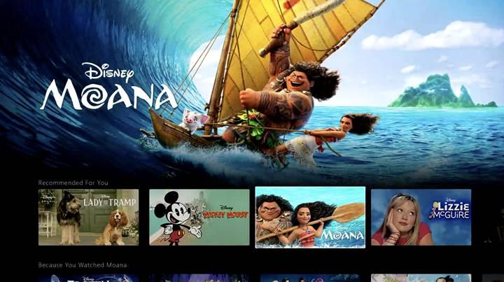 Netflix rakibi Disney+ aylık 6,99 dolar fiyatla tanıtıldı