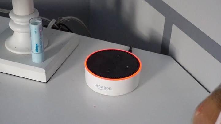 Amazon çalışanları Alexa kullanıcılarını dinliyor
