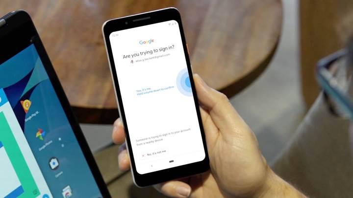 Android telefonunuzu nasıl güvenlik anahtarı olarak kullanabilirsiniz?