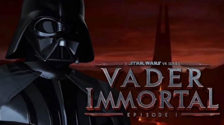 Vader Immortal sanal gerçeklik oyununun 1. bölüm fragmanı yayınlandı