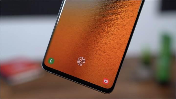 Samsung Galaxy S10 ve S10+ güncellemesi parmak izi okuyucuyu hızlandırıyor
