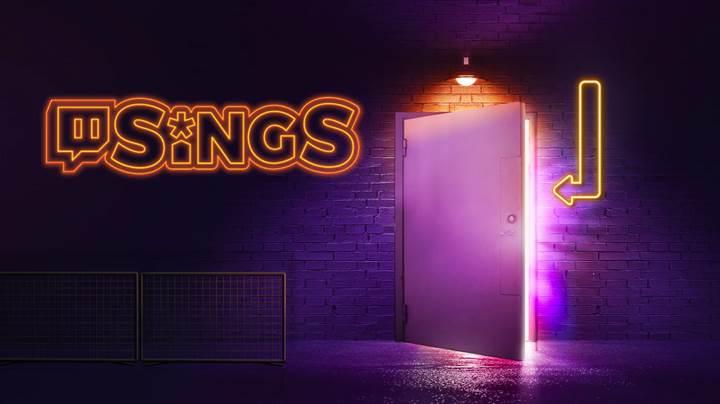 Twitch'den ücretsiz karaoke oyunu, Twitch Sings