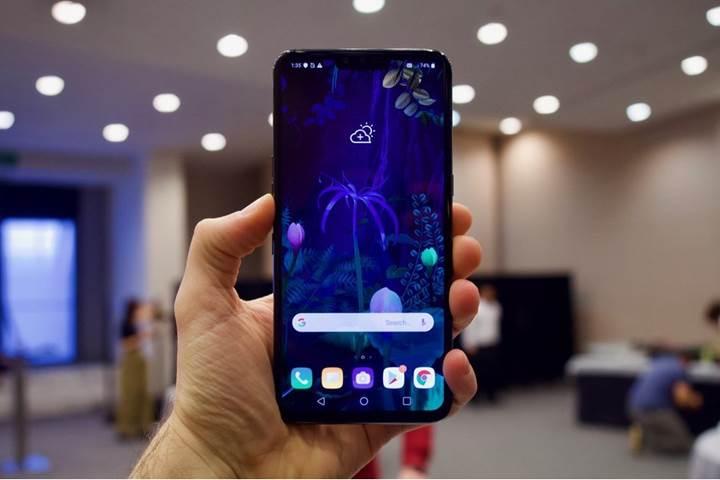 LG V50 ThinQ 5G'nin çıkış tarihi ertelendi