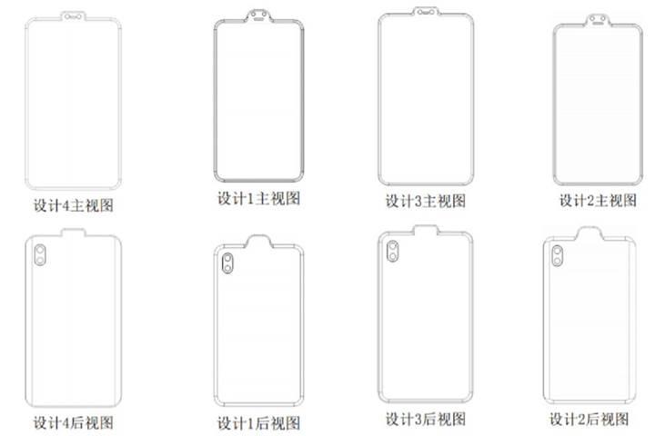 Xiaomi insanları çentikten daha da soğutacak bir tasarım geliştirdi