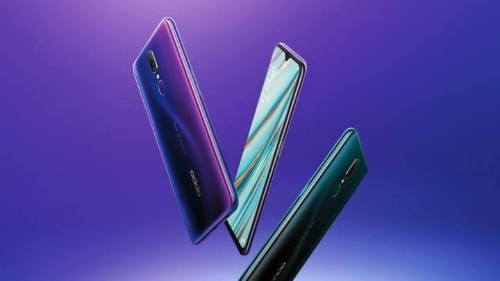 6 GB RAM ve çift arka kameralı Oppo A9 resmen tanıtıldı