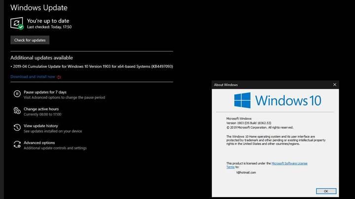 Windows 10 güncelleme zamanlaması değişiyor