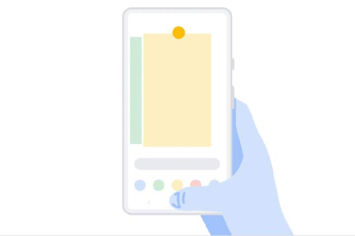 Android Q ile navigasyon tuşları standart olacak