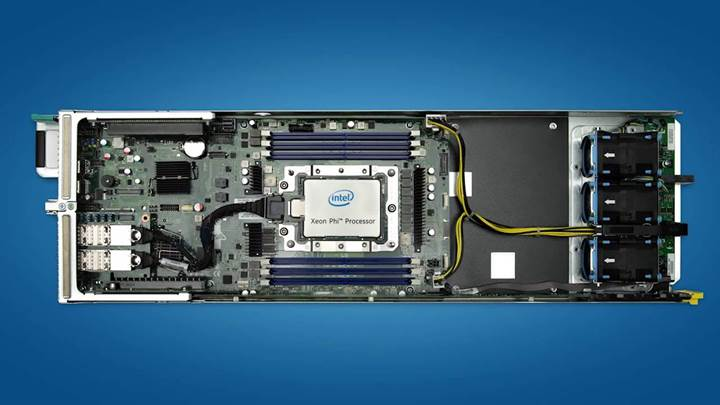 Intel Xeon Phi defterini kapatıyor