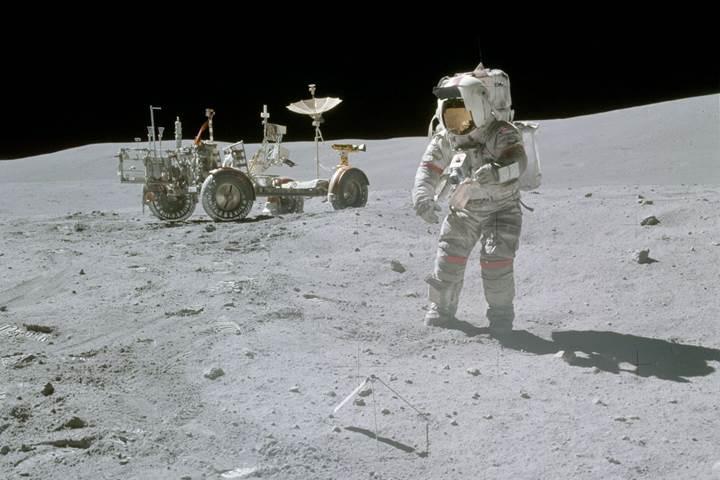 ABD, Ay'a geri dönüyor: Yeni projenin ismi 'Artemis' oldu