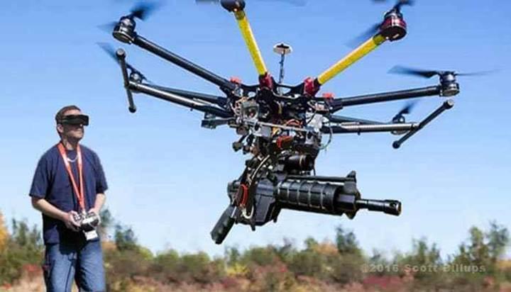 Yapay zekâ kontrollü drone'lar, yakında AB sınırlarında devriye gezebilir