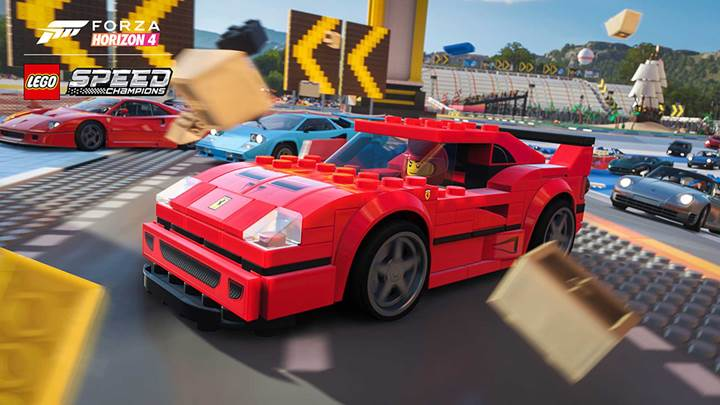 Elektrikli hiper otomobil Rimac C_Two, Forza Horizon 4'e eklendi