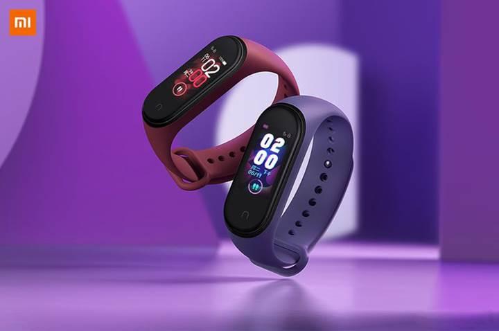 Xiaomi Mi Band 4 tanıtıldı: Renkli ekran, daha uygun fiyat
