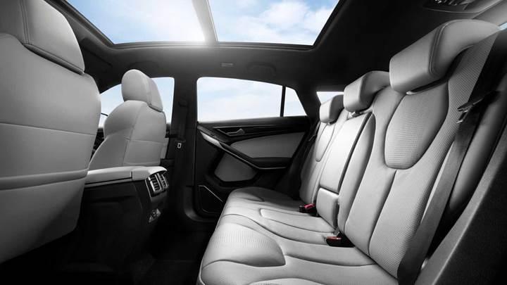 Ford, Çin'e özel elektrikli SUV modeli Territory EV'yi tanıttı