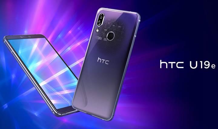 HTC yeni telefonlarını duyurdu: Karşınızda, U19e ve Desire 19+