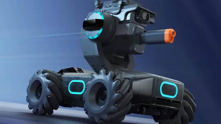 DJI yeni eğitim robotunu duyurdu
