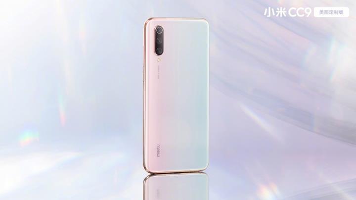 Xiaomi'nin en yeni üyeleri Mi CC9, CC9e ve CC9 Meitu Edition tanıtıldı