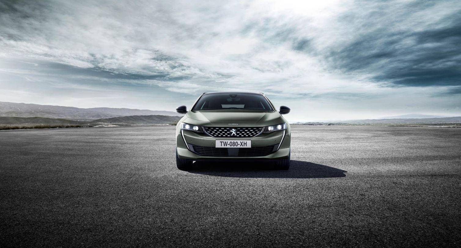Honda Accord Sedan >> 2019 Peugeot 508 station wagon ortaya çıktı | Donanım Haber