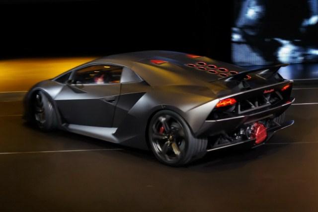 Lamborghini Sesto Elemento Sadece 10 Adet Satilacak Fiyati 3 Milyon