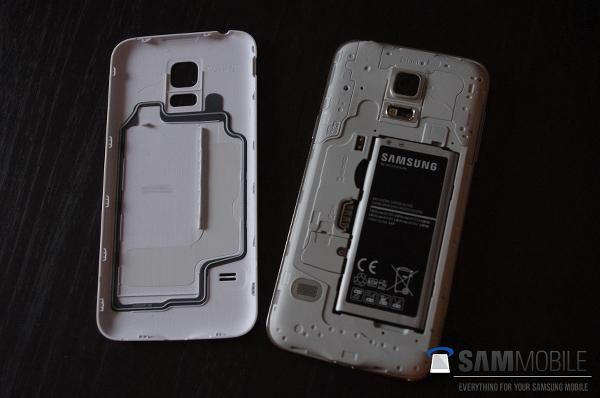 Galaxy S5 mini görselleri internete sızdırıldı