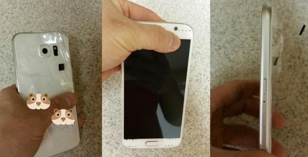 Samsung Galaxy S6 prototip görselleri internete sızdırıldı