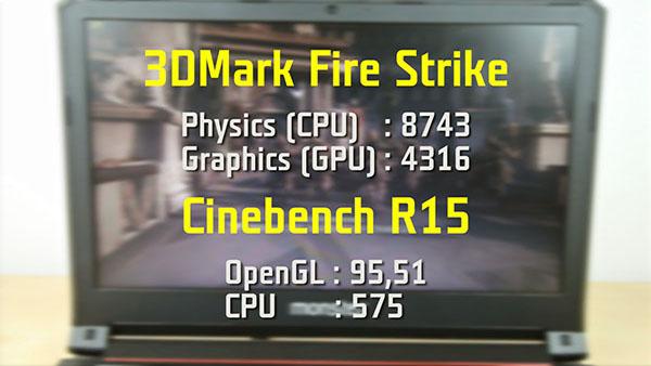 Nvidia GTX960M taşıyan Monster Abra A5 v1.1 inceleme videosu