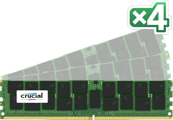 Crucial'dan sunuculara yönelik 8Gb DDR4 RAM bellekler