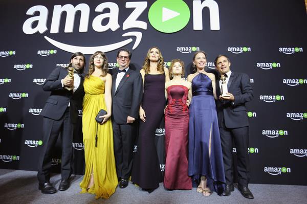 Altın Küre'de parlayan dijital yayın servisi Amazon Studios oldu