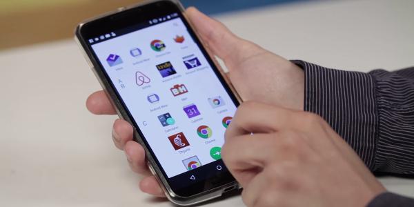 Android'in geleneksel uygulama menüsü kalkıyor mu?