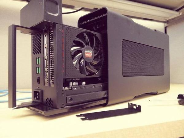 AMD, harici grafik kartı desteği hazırlıyor