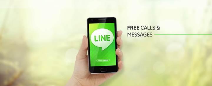 Mesajlaşma uygulaması Line, Japonya'da GSM operatörü oluyor