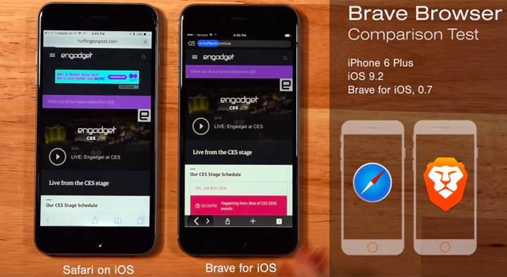 Brave Browser hem reklamları engelliyor hem para kazandırıyor