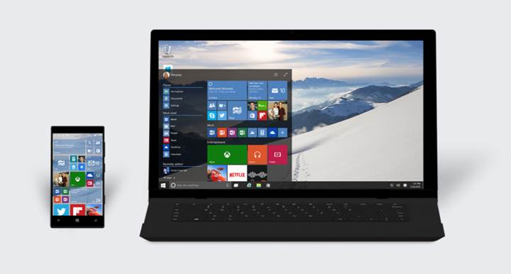 Windows 10 mobil, 64-bit sürümüne geçiyor
